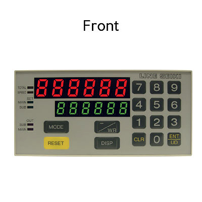 No Voltage Count Reset Panel Mode 0-99999 LED Display Digital Counter